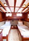 Twin kabin.