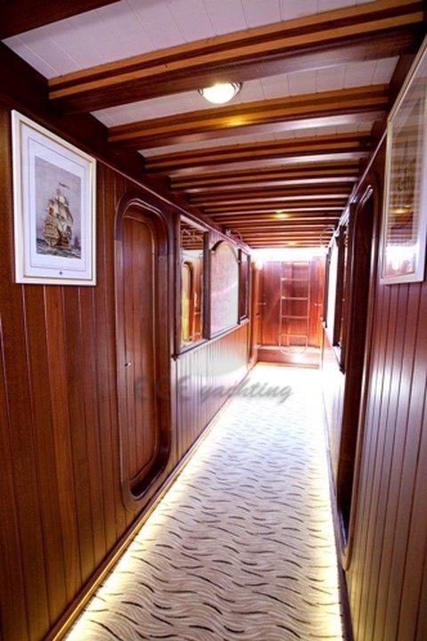 Gulet tekne ALİZE