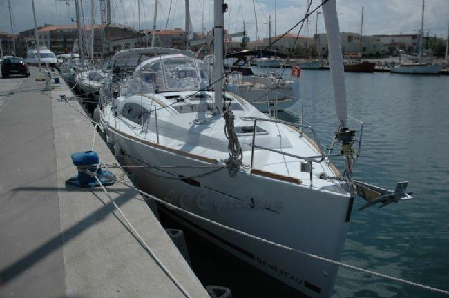 BENETEAU OCEANIS 40 kiralık yatı