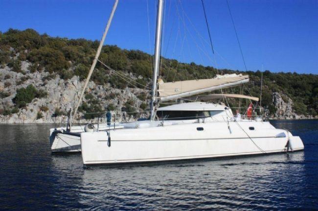 Gulet tekne FOUNTAINE PAJOT ATHENA 38