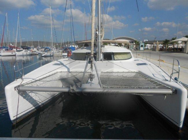 FOUNTAINE PAJOT ATHENA 38 Teknesi