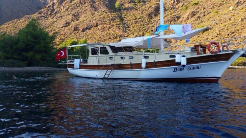 BABA ŞÜKRÜ Teknesi