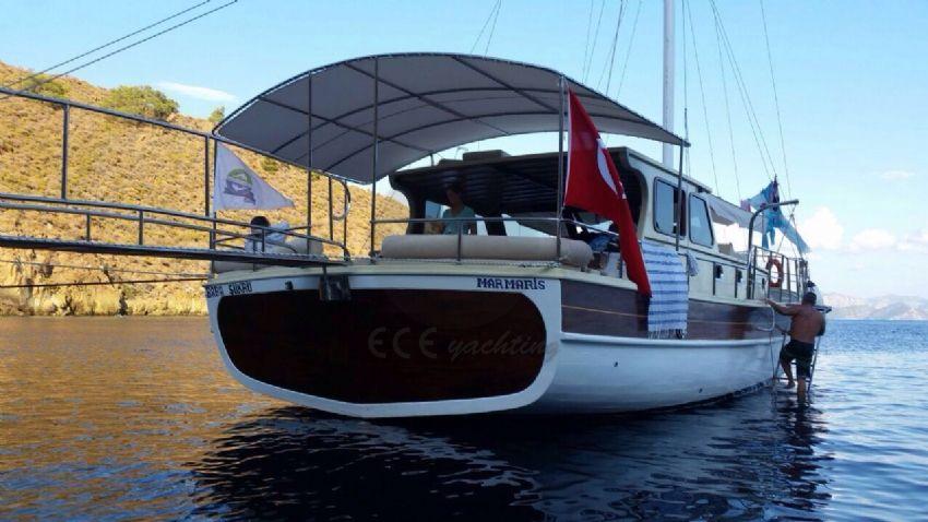 Gulet tekne BABA ŞÜKRÜ