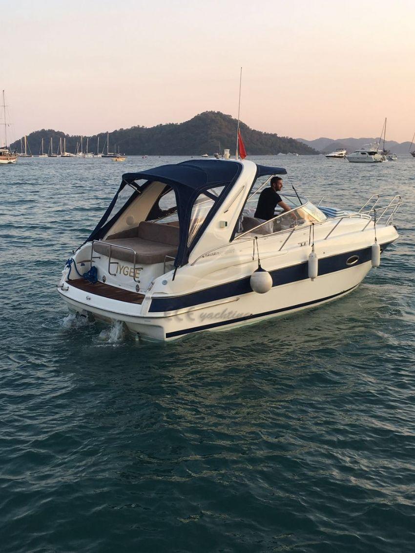 BAVARIA 27 (GÜNÜBİRLİK) Teknesi