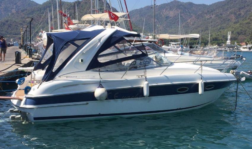 Gulet tekne BAVARIA 27 (GÜNÜBİRLİK)