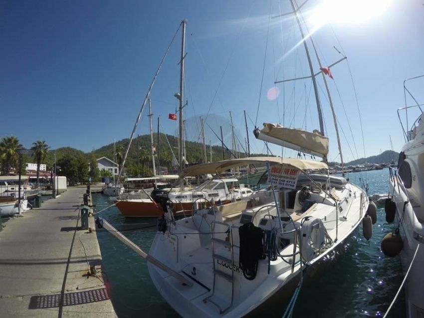 BENETAU CYCLADES 43.4 Teknesi