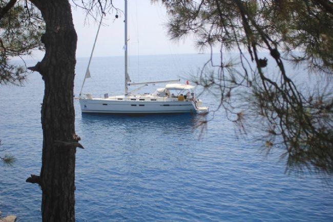 Gulet tekne BAVARIA 45 CRUISER