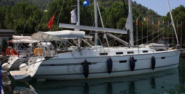 BAVARIA 45 CRUISER Teknesi