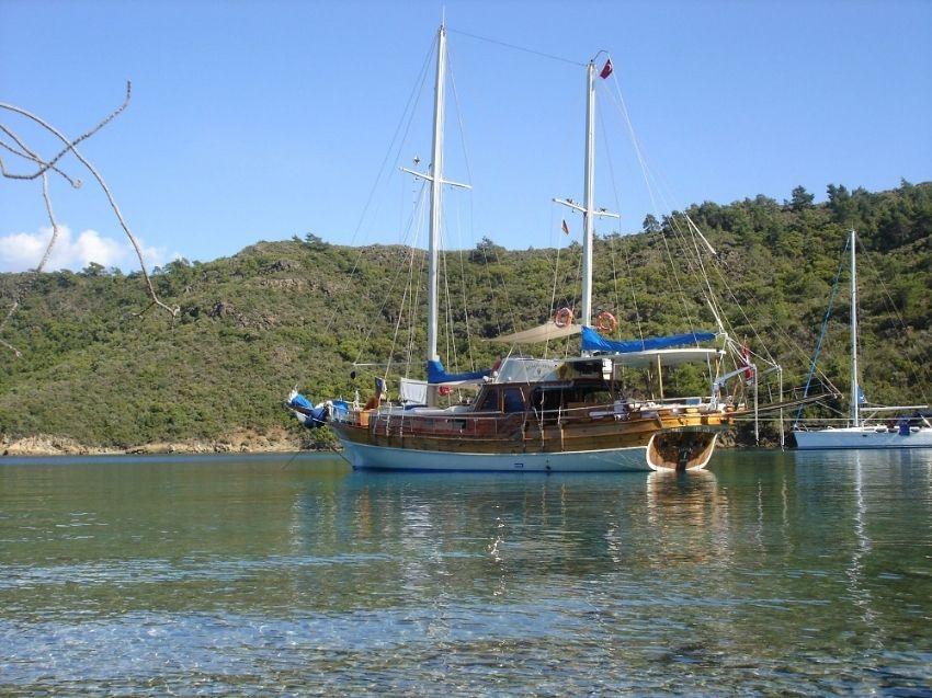 Gulet tekne ÇAGSELEN