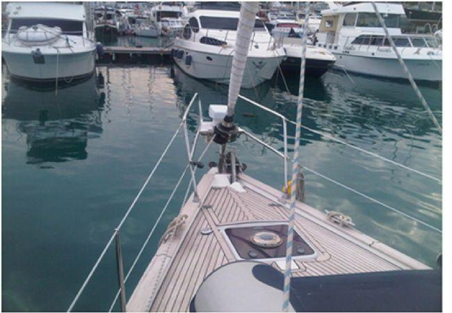 Gulet tekne BAVARIA 44 CRUISER