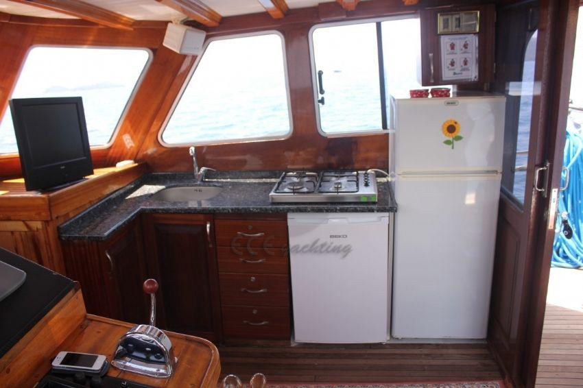 Gulet tekne ÇITIRIM