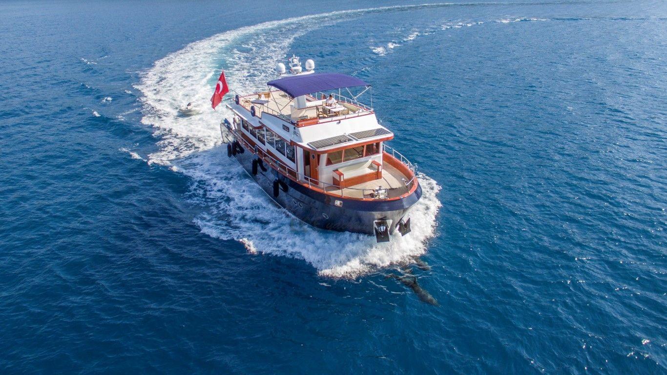 DAPHNE 11 Teknesi