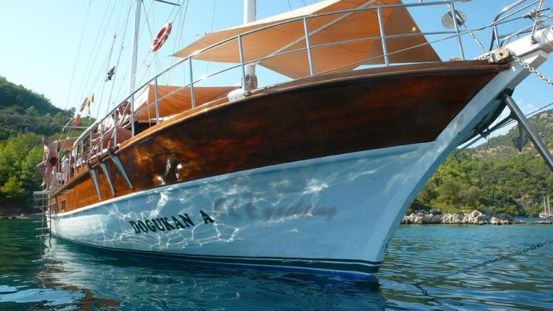 Gulet tekne DOĞUKAN A