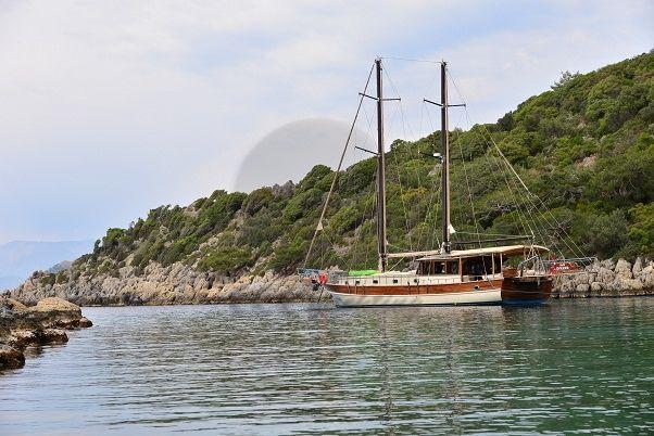 DİVANE Teknesi
