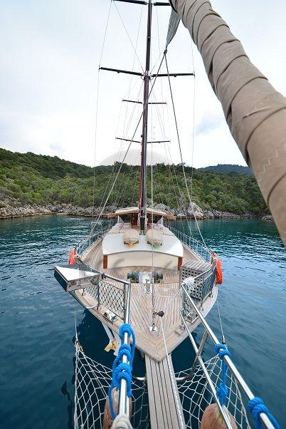 Gulet tekne DİVANE