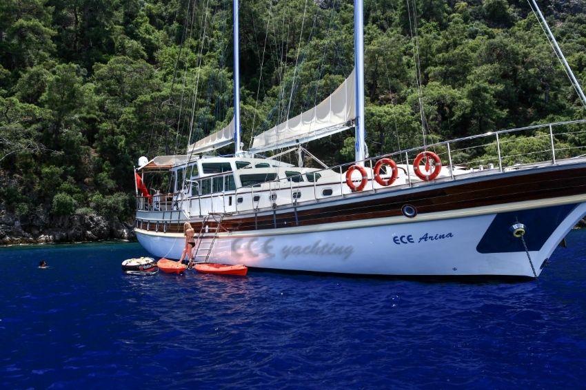 ECE ARİNA Teknesi