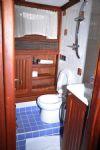Private Bathroom Green Angel Gulet Yacht.