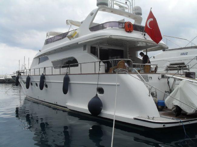 Gulet tekne GÜLİZ 1