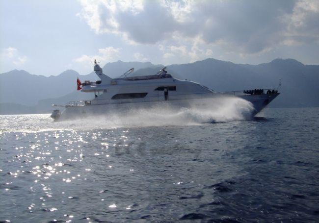 GÜLİZ 1 Teknesi