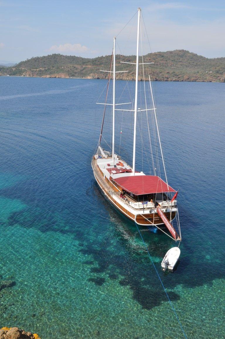 HAYALİM D Teknesi