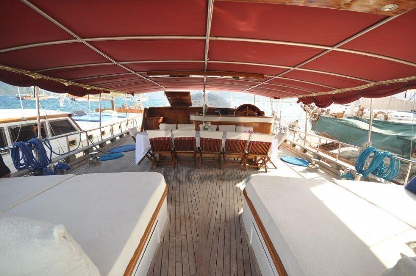 Gulet tekne HAYALİM D