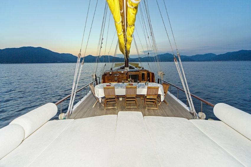 Gulet tekne İPEK A
