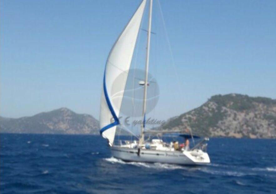 JEANNEAU 42 (KAPTANLI) Teknesi
