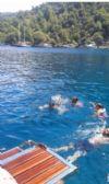 Kayra Ege Yacht,  Rear Sea Steps