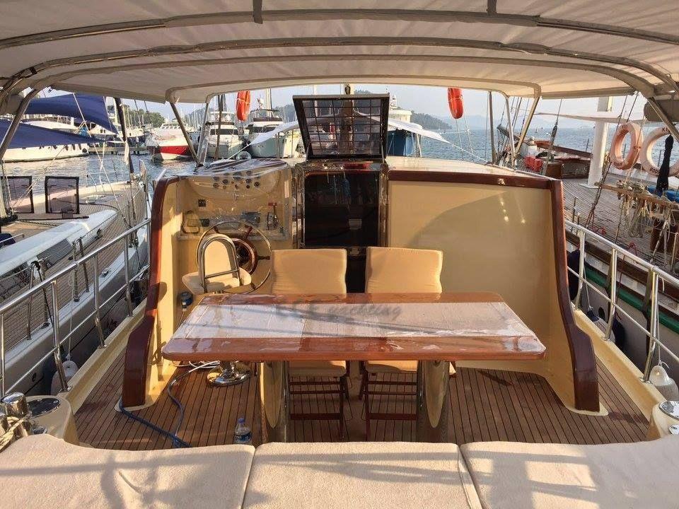 Gulet tekne MAHİ