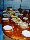 Mavi Boncuk yemek servisi