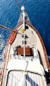 Memo Teknesi ön güverte