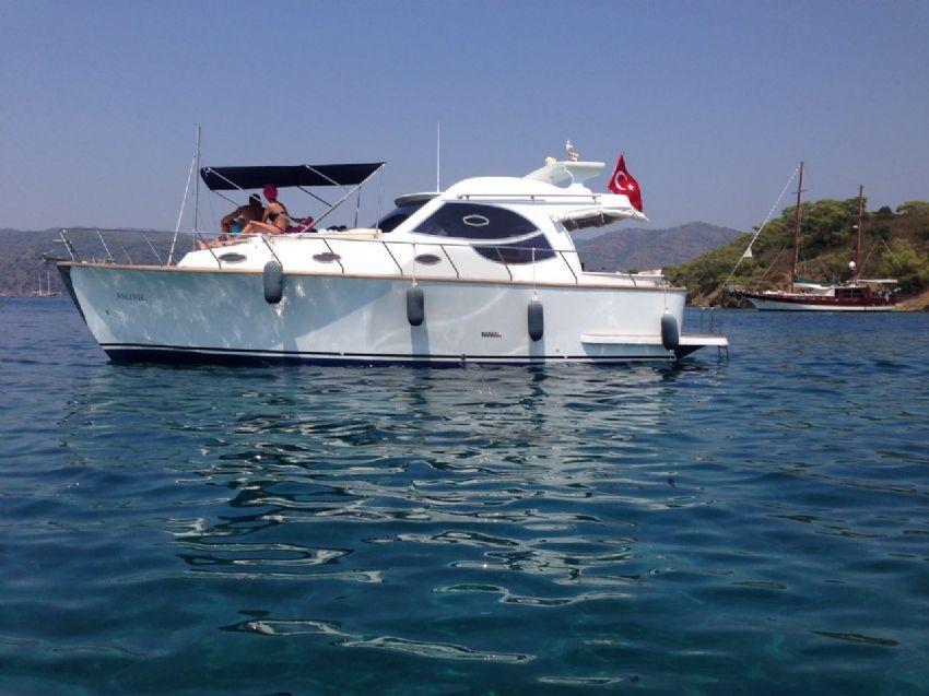 M/Y ASLI NİL Teknesi