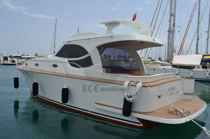 Gulet tekne M/Y ASLI NİL