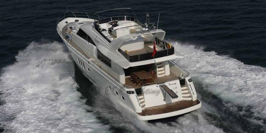 M/Y FLAMİNGO Teknesi