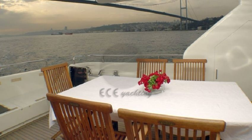 Gulet tekne M/Y FLAMİNGO
