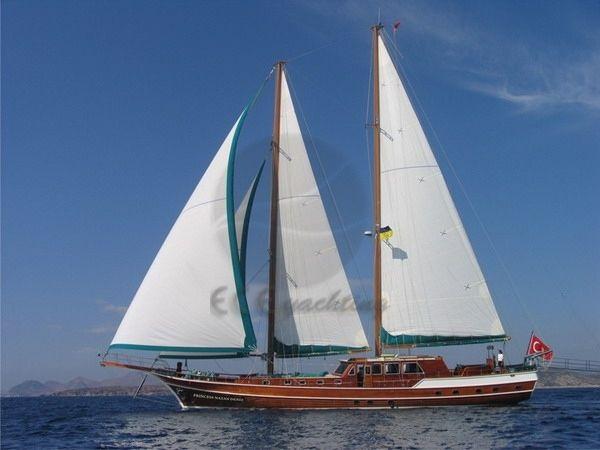 PRINCESS NAZAN DENİZ Teknesi