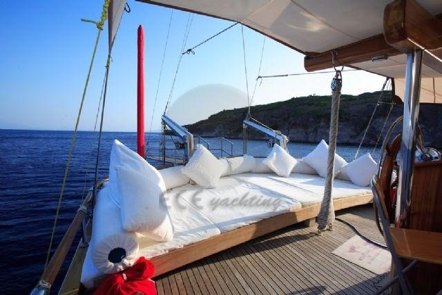 Gulet tekne PRINCESS NAZAN DENİZ