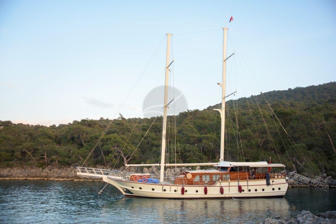 Gulet tekne PİNA
