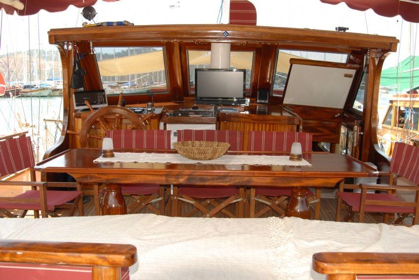 Gulet tekne REİNA