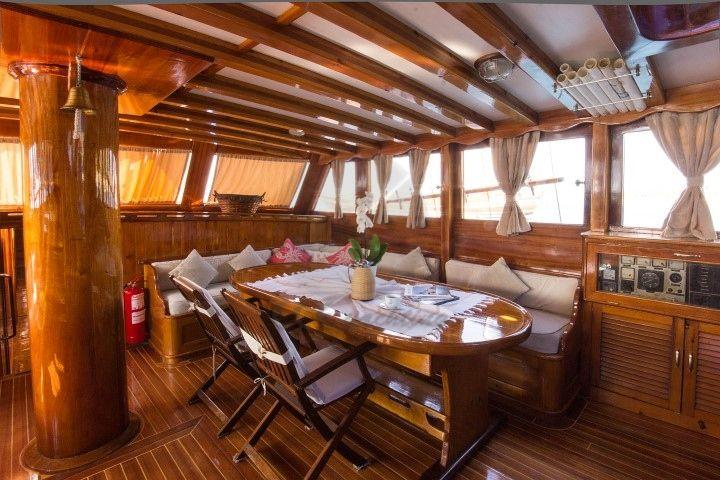 Gulet tekne SALMAKİS
