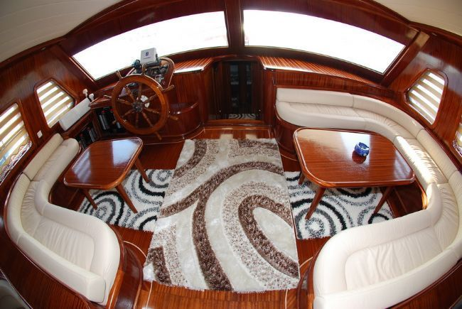 Gulet tekne ŞANSLI