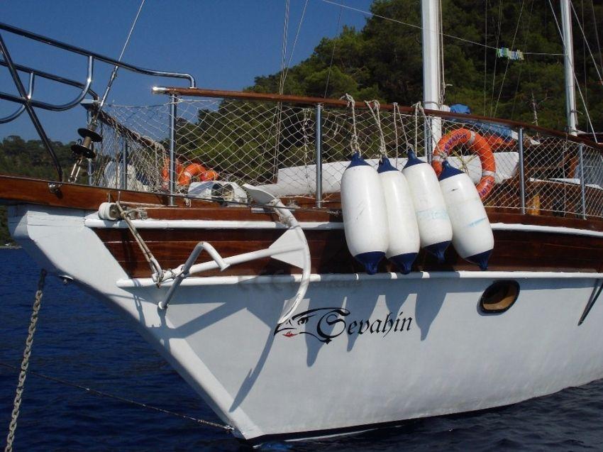 Gulet tekne ŞEVAHİN