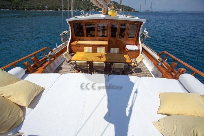 Gulet tekne ŞEYMA KAPTAN