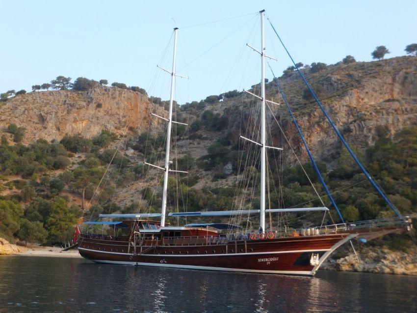 Gulet tekne SOĞLU 4