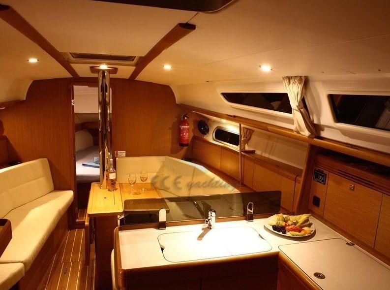 Gulet tekne SUN ODYSSEY 36