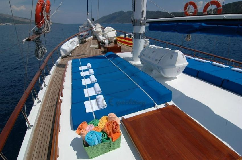 SUNWORLD 8 Teknesi