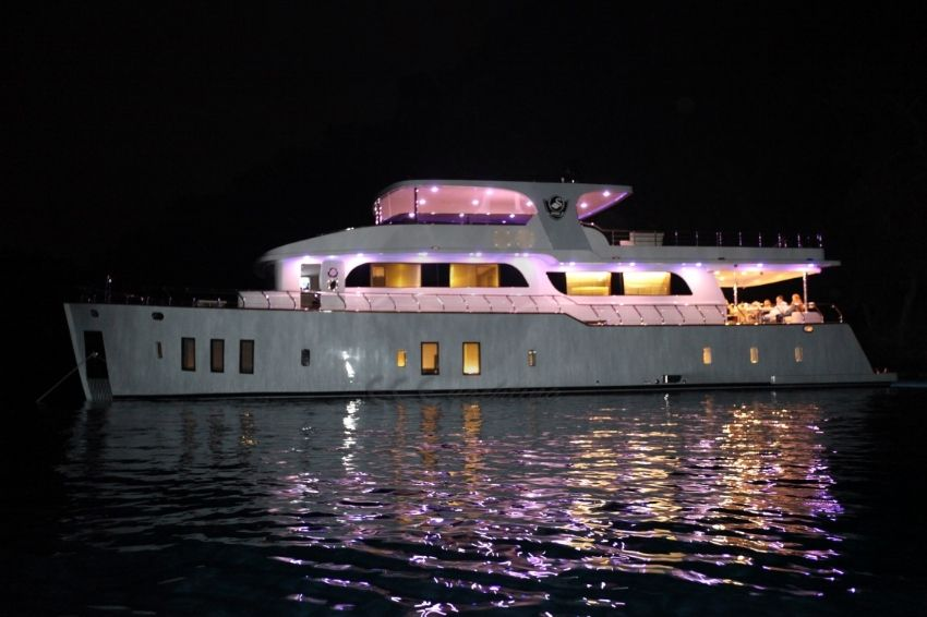 SİMAY F Teknesi
