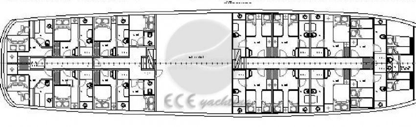 TERSANE 8 Yat Planı