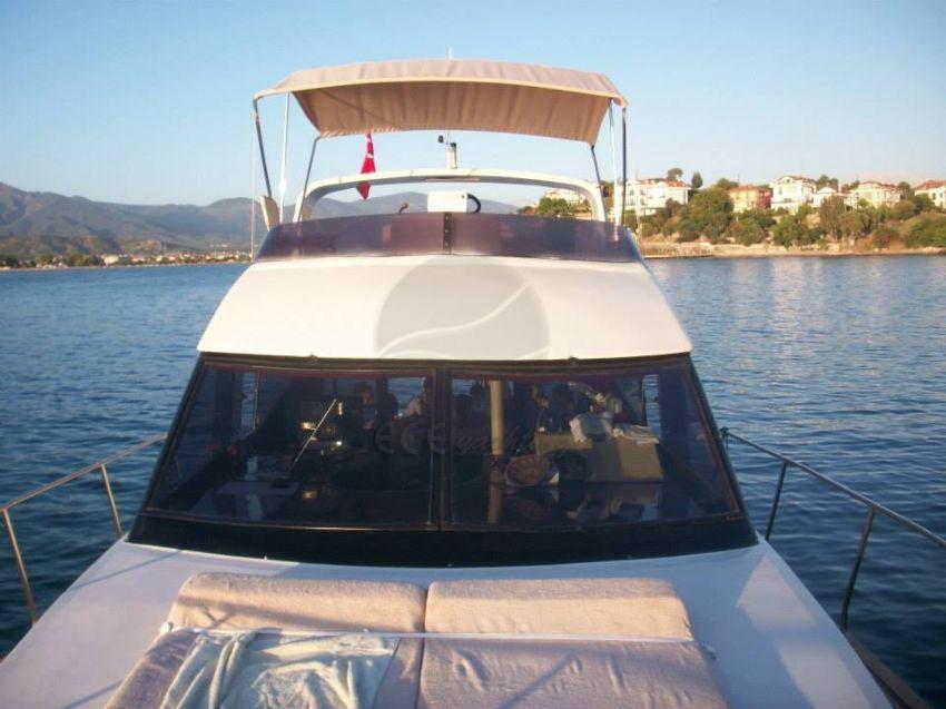 Gulet tekne TUANA 07 (GÜNÜBİRLİK)