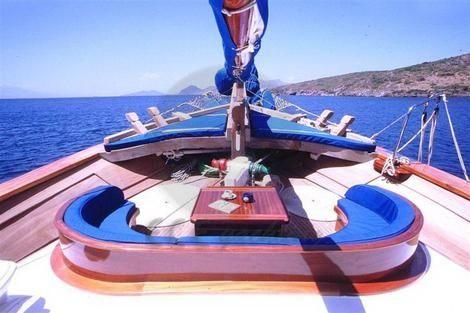 Gulet tekne XENOS 2